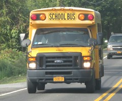 East End Bus Lines #02024 (ThoseGuys119) Tags: eastendbuslinesllc schoolbus medfordny orangecountytransitllc maybrookny bluebird