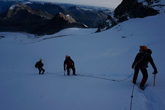 _DSC3077 (farix.) Tags: alpen alps alpy schweiz switzerland szwajcaria trekking treking grat grań piz palu bernina berninagruppe gletscher lodowiec śnieg snow schnee