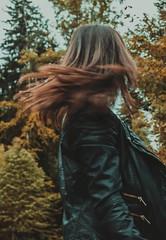 314/365 (yanakv) Tags: 50mmf18stm 50mm 365days 365dias eos1200d 365 eos enelbosque intheforest girl chica canon canoneos1200d yo yanitophotography me hair pelo