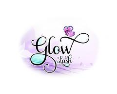 glow lash (AliRaza6686479) Tags: watercolor caligraphy handwritten fashion text golden silver