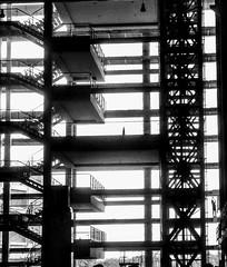 Blocks (ravikanth_3110) Tags: monochrome india hyderabad architecture subframing