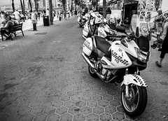 Benidorm prom. (CWhatPhotos) Tags: cwhatphotos benidorm spain motorcycle bw olympus four thirds 43 omd em10 ii digital camera photographs photograph pics pictures pic picture image images foto fotos photography artistic that have which with contain artistc color colors coloulrs colour gaypride 2017 parade gaypride2017benidorm gaypride2017 costa blanca levante beach seaside