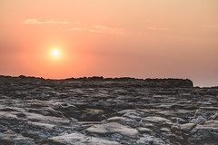 Sunrise and Rocks (Merrillie) Tags: daybreak rockshelf sand landscape northavocabeach nature avocabeach newsouthwales rocks centralcoast nsw earlymornings beach scenery sea rocky dawn seascape australia outdoors waterscape water coast headland rockplatform sunrise sun