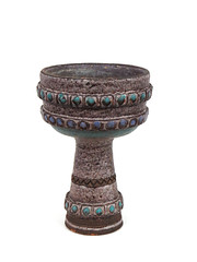 Bitossi Chalice (altfelix11) Tags: pottery artpottery ceramics artceramics italianpottery italianceramics bitossi chalice collectible collectable