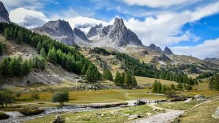 Vallée de la Clarée, Hautes-Alpes