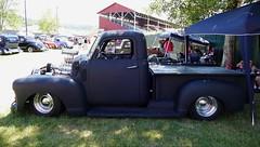 1949 Chevrolet (bballchico) Tags: 1949 chevrolet pickuptruck jackpotter billetproofwashington carshow