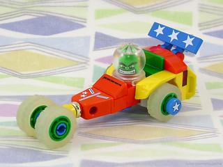 Mini Racers: Rainbow Roader