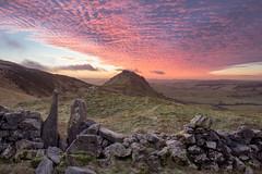 Chrome Hill (JamesPicture) Tags: chromehill landscapephotography limestone peakdistrict redsky torrock hollinsclough england unitedkingdom gb