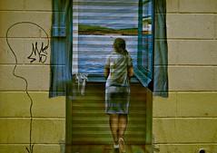 Graffiti  (DALÍ) (portalealba) Tags: zaragoza aragon españa spain grafiti portalealba pentax pentaxk50 1001nights 1001nightsmagiccity