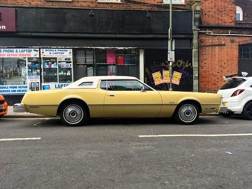 1974 Ford Thunderbird Coupe 7.5Litre V8