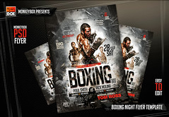 Boxing Night Flyer Template (AndyDreamm) Tags: boxing boxingmatch boxingnight champions championsleague championship fight fightflyer fightnight fightposter fighters fitness gamenight kickboxing mma monkeybox muaythai payperview ppv showdown sportflyer sportsclub ufc