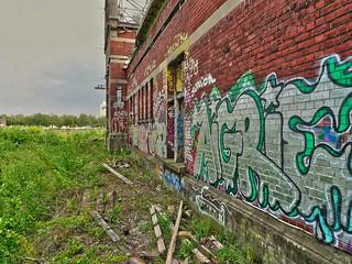 The wall 3 - Le mur 3