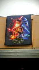 Poster for The Force Awakens (jeadams717) Tags: disney disneyworld hollywoodstudios starwars theforceawakens walt world waltdisneyworld