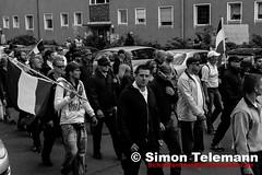 243 (SchaufensterRechts) Tags: spandau berlin antifa rudolf hes demo demonstration neonazis die rechte jn connewitz deutschland gewalt sachsanhalt thüringen npd sachsen ea 1101