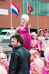 2017_Aug_Pride-677 (jonhaywooduk) Tags: lady galore this is how we drag amsterdam pride 2017 canal boat transvestie