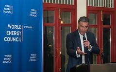 Samuel Urrutia C., Presidente, WEC Panama