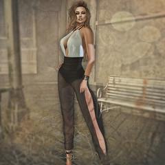 Elegant Dame (Artfx1) Tags: corpus gos kenny rolands lelutka shoetopia truth