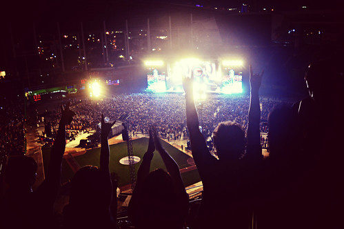 G'n'R Live, Marlins Park, Miami