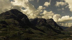 Three Sisters, Glencoe (Jed Reading) Tags: glencoe threesisters scotland scottish highlands bideannambian coiregabhail coirenanlochan aonachdubh mountains mountain valley lochachtriochtan a82 nikon d750