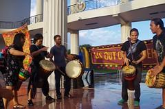 UP Community welcomes back Indigenous and Moro people in Kampuhan sa Diliman 2017 (Fred Dabu) Tags: lakbayan lakbayanngpambansangminorya sandugo kampuhansadiliman diliman saveourschools