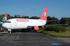 XA-AJA | Boeing 737-3Y0(BDSF) | Estafeta Carga Aerea (JRC | Aviation Photography) Tags: estafetacargaaerea estafetacarga estafeta boeing7373y0bdsf boeing737300 737300 737 boeing737 boh eghh bournemouthairport hurnairport xaaja