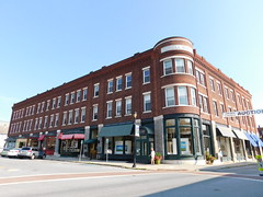 The Battell Block (jimmywayne) Tags: middlebury vermont addisoncounty historic downtown battellblock