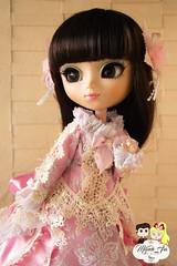 Midori, Pullip Chloi (Mundo Ara) Tags: pullip dress chloi