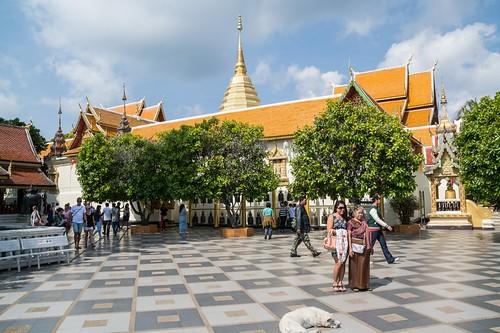 doi suthep pui chiang mai - thailande 10