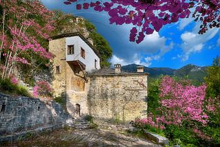 Παναγία Σπηλιώτισσα Αρίστη Panagia Spiliotissa(cavernous) Aristi