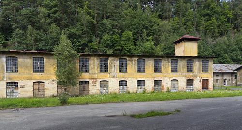 Alte Spinnerei (später KZ)