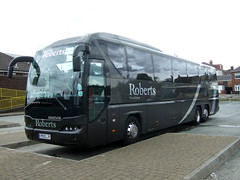 Roberts (Hesterjenna Photography) Tags: neoplan tourliner n22163shdl po13ljy travel psv bus coach excursion expresscoach transport tour tourer roberts leeds