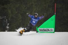 Qualifikation FIS Snowboard Weltcup Winterberg 2017