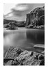 Foggintor Quarry Low_signed_border (Jason Bradshaw Photography) Tags: foggingtor foggingtorquarry rocks water longexposure 10stopfilter hoyafilters clouds cliffs canon canonphotography capture canon400d contrast closeup quarry blackandwhite blackandwhitephotography digitalphotography devon dartmoor dartmoornationalpark