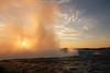 Sonnenaufgang am Horseshoe Fall (Lilongwe2007) Tags: sonnenaufgang wasserfall niagarafälle horseshoe fall kanada usa wasser wolken himmel
