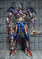 0 (capcomkai) Tags: comicave op aoe autobot ageofextinction optimusprime tlk transformers transformers4 transformers5 變形金剛4絕跡重生 變形金剛 最後的騎士王 柯博文 擎天柱 黃蜂重塗 超合金 repaint