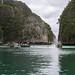 Laguna Pileh, Isla Phi Phi Leh, Tailandia