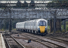 800003 800004 (Geoff Griffiths Doncaster) Tags: 800003800004 800003 800004 azuma iep inter city express passenger train gwr great western doncaster