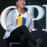 Angelique Kerber, Marin Cilic of Croatia