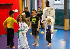 entrainement enfants à Berchères les pierres (janssen.bruno) Tags: eureltaekwondo artsmartiaux canon600d canonef50mmf18 janssenbruno taekwondo