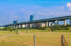 少見的紫雲 (Leonarka(阿傑)) Tags: 運動 球 eos80d 河堤