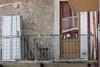 un balcone spoglio (Clay Bass) Tags: 70200 roccavione balcony clothespins d750 fair nikon reflections
