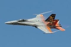 C.15-41 / 15-28 McDonnell Douglas (Boeing) EF-18M Hornet (olaborda) Tags: fa18 ef18 ef18m hornet leda ala 15 25 anniversary special colors condensing condensation eda ejército del aire festa al cel