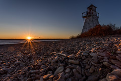 20170930-0Y2A1180 (Mr. Gee) Tags: camera 2017 gullharbour hecla heclaisland lakewinnipeg lighthouse shore sunrise water waves