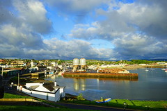 wicklow harbour sept 7 (museque) Tags: