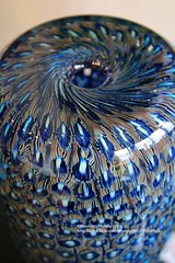 Launceston, Glas Manifesto, art by Peter Bowles (blauepics) Tags: australia australien tasmania tasmanien tassie launceston colours farben blue blau glas glasbläserei art kunst peter bowles manifesto artist künstler