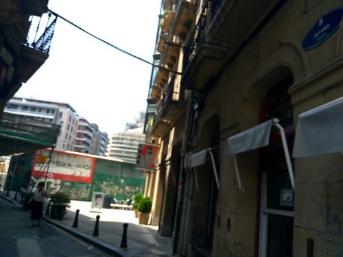 20170707 Arroka kalea / Calle de Arroka