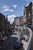 Victoria Street (MalB) Tags: edinburgh hdr photomatix festival fringe scotland pentax k5