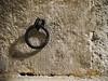 (Gallo Quirico) Tags: argolla berlangadeduero colegiata ring shackle texturas textures olympus stylus1