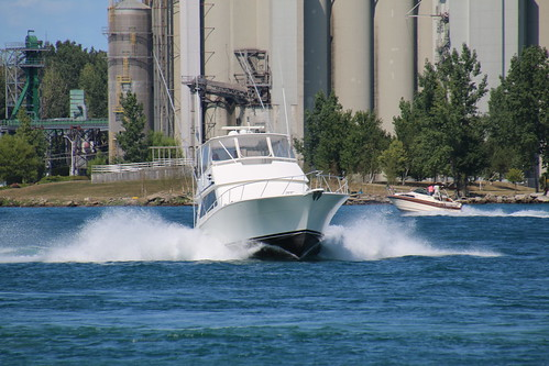 Boatnerd Vantage Point at the Great Lakes Maritime Center (Port Huron, Michigan) - August 25, 2017