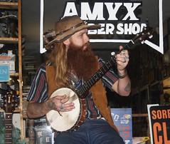 Tyler Gregory 1 (D Johnston) Tags: lawrencekansas banjo musician